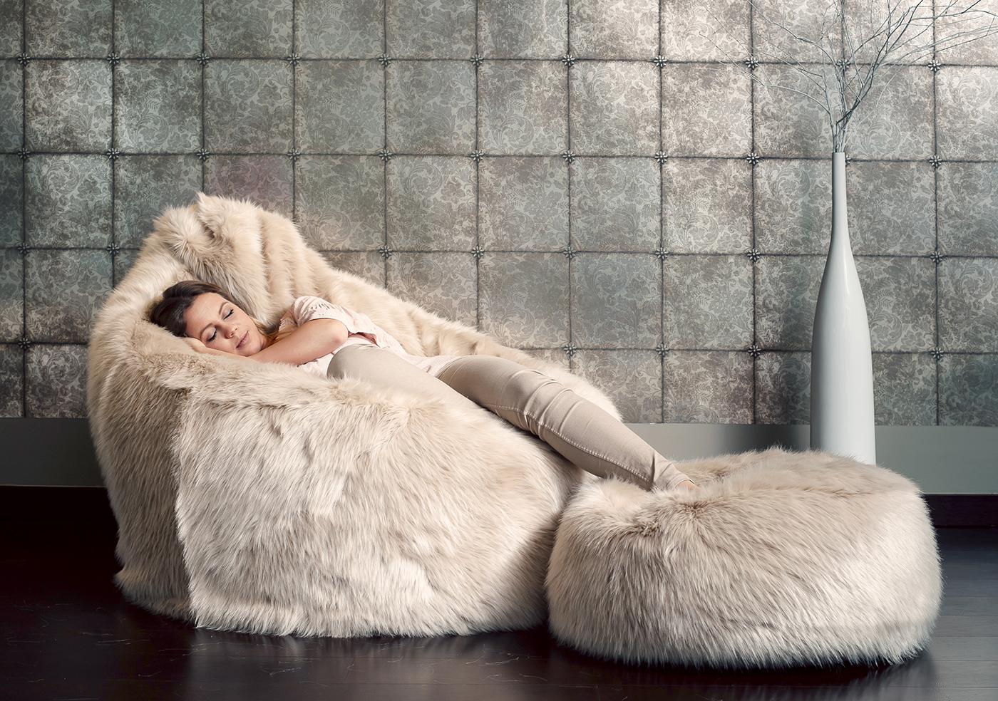 Extra kényelmes fotel hátfájósoknak
