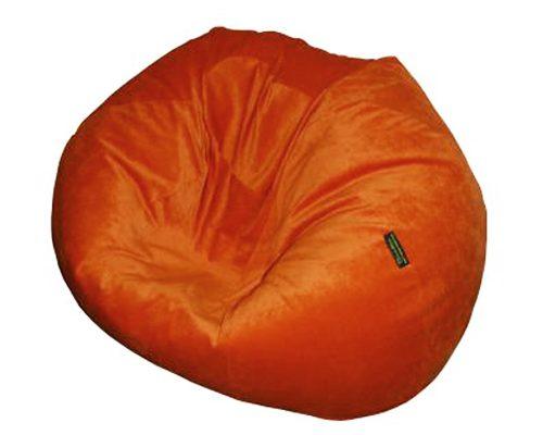 Barbapapa óriás babzsákfotel (narancs bútorszövet) készleten