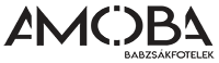 Amőba babzsákfotelek Logo